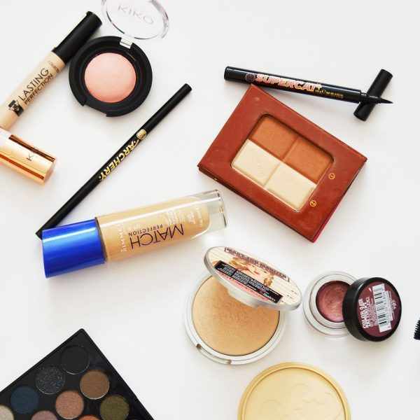 Drugstore Party Makeup