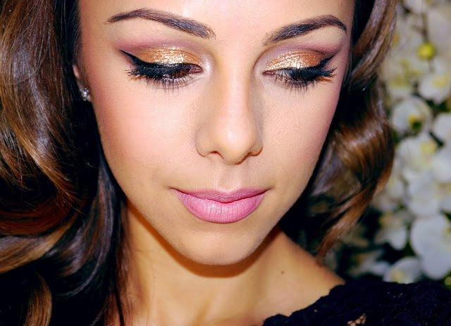 Beauty Resolutions Holiday Makeup