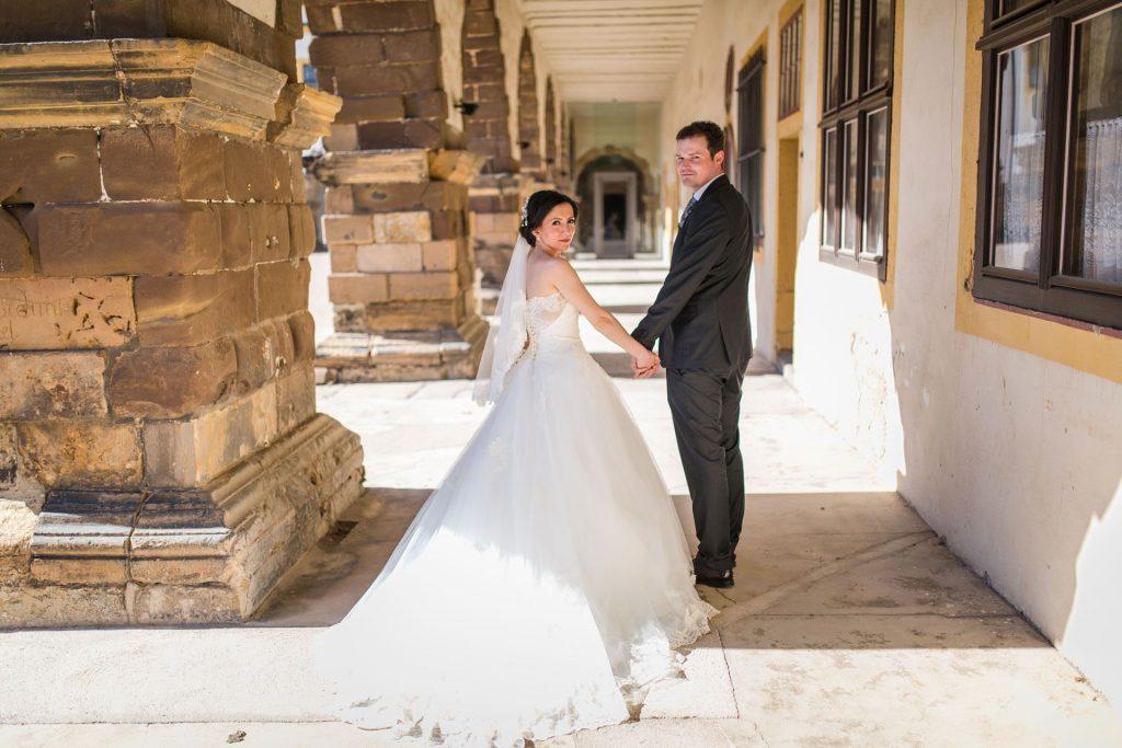 Wedding Dress for Spring & Summer Weddings - Strapless Wedding Dress and Wedding Photography for Spring & Summer Weddings - Wedding Photography, Wedding Photo Ideas