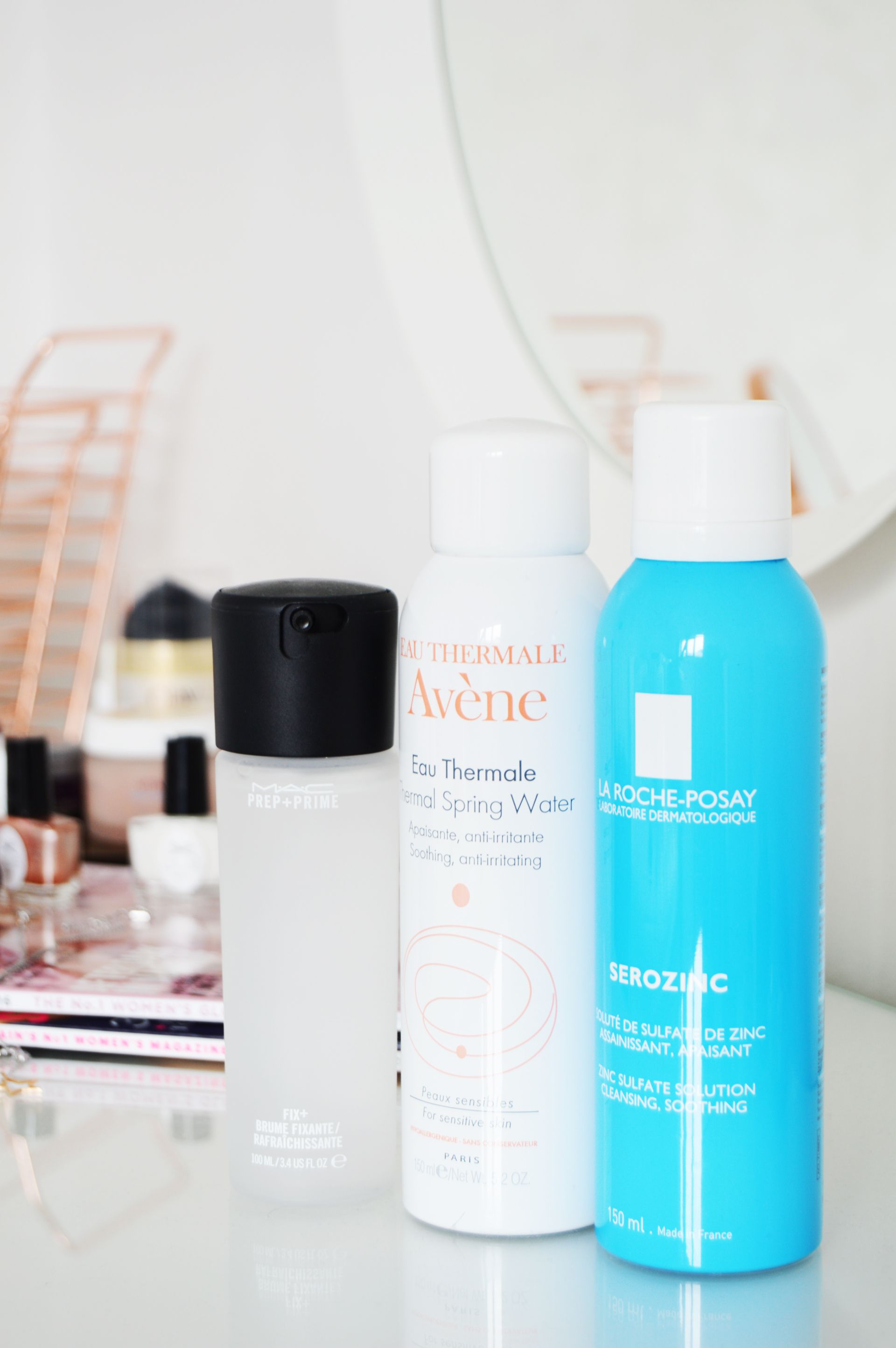 Face mists are fuss free skincare products, all you need is a few sprays then you're ready to go. There are many face mists to try out, all you need to know is what your skin needs then you can find which suits you the most.