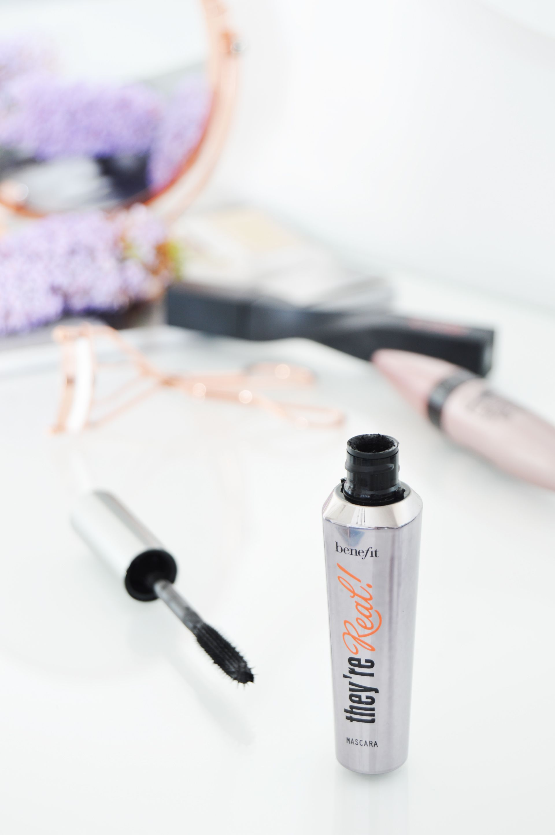 Benefit They're Real mascara claims to lengthen, volumise, curl and lift your lashes.