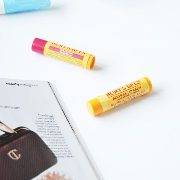 Burts Bees Beeswax Lip Balm with Vitamin E Peppermint gives you the soft and hydrated lips. Peppermint will give the tingly feeling, it is so refreshing.