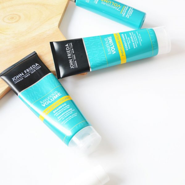 Hair care routine add volume and shine to hair - Having good volume and shine might now be as easy as it sounds, but luckily with a few products it is not impossible. John Frieda 7 day volume range is some of the products you could rely on.