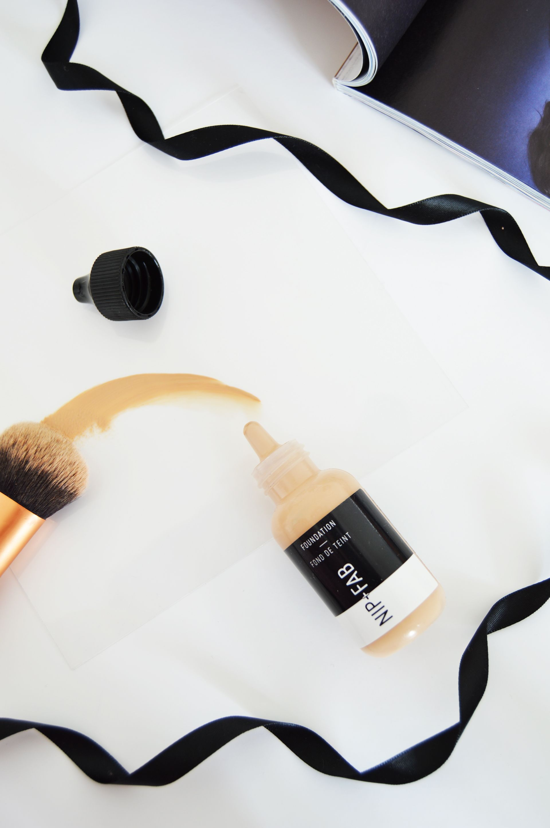 Nip + Fab Foundation claims to give you photoshopped #nofilter look. Nip + Fab Foundation review is on the blog, to find out more about it, please check out the post.