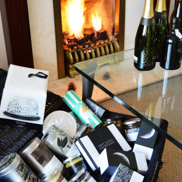Harvey Nichols Christmas Hampers The Crowd Pleaser has everything you need to spoil yourself or someone you love!