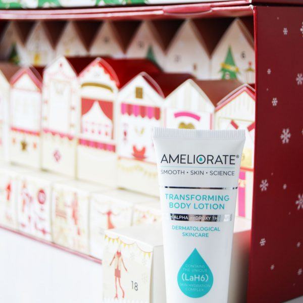 Ameliorate Transforming Body Lotion is a lightweight, easily-absorbed lotion that resurfaces the uppermost layers of your skin. M&S Advent Calendar