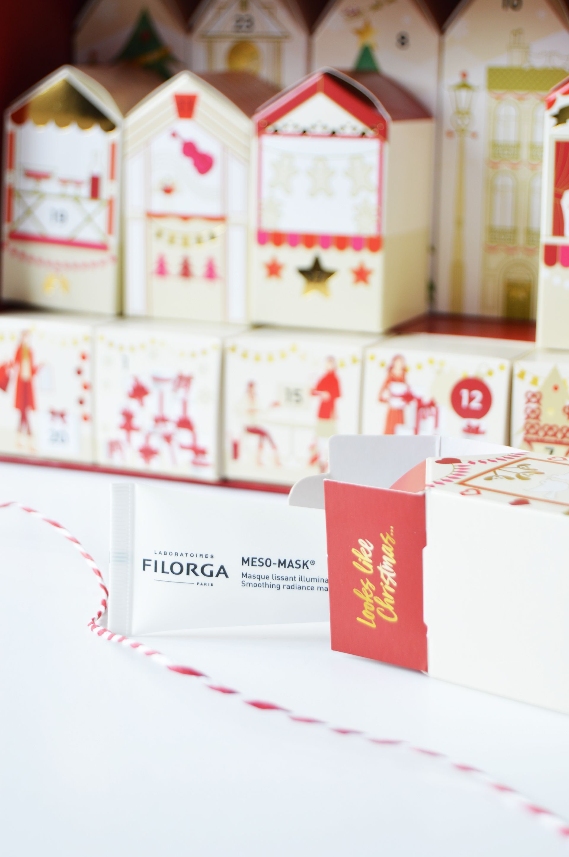 Filorga MESO MASK Smoothing Radiance Mask Review - If you are looking for an hydrating mask then you may want to give this one a try. M&S Advent Calendar Filorga MESO MASK Smoothing Radiance Mask