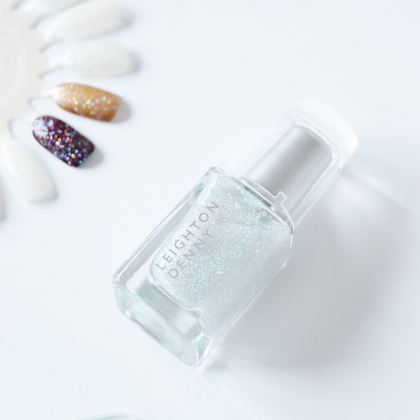 Leighton Denny Glitter Nail Polish in Stardust is a silver glittery nail polish which is a lovely glittery nail polish. M&S Advent Calendar