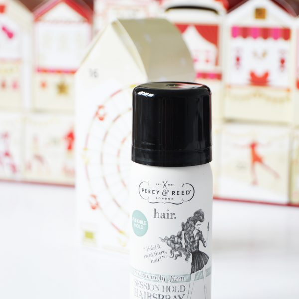 Percy&Reed Reassuringly Firm Session Hold Hair Spray - M&S Advent Calendar