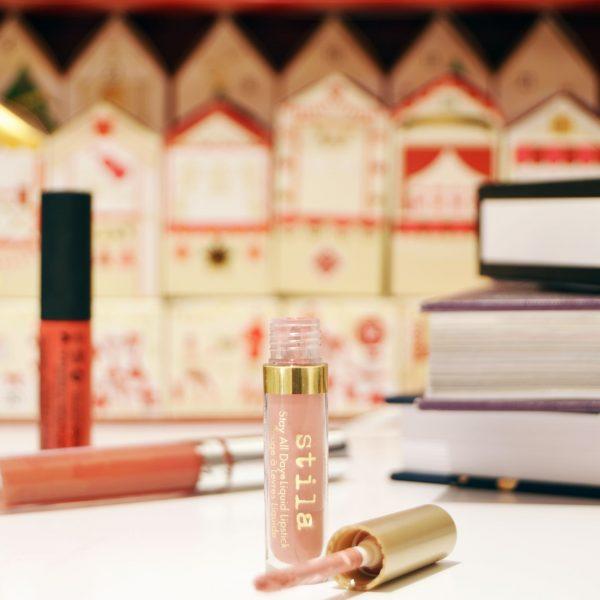 Stila All Day Liquid Lipstick in Perla