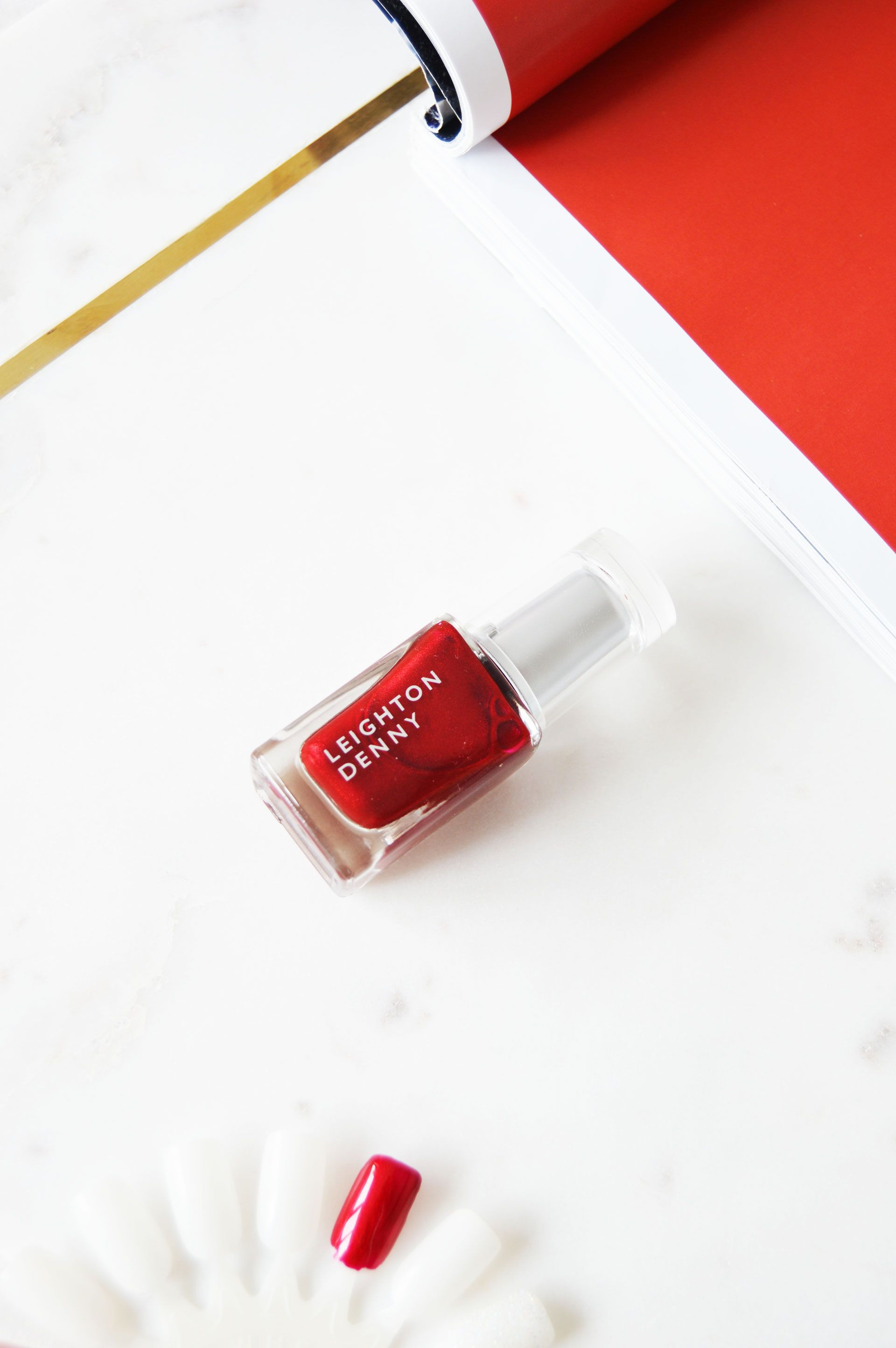 Leighton Denny Be My Berry Review   M&S Advent Calendar 2018