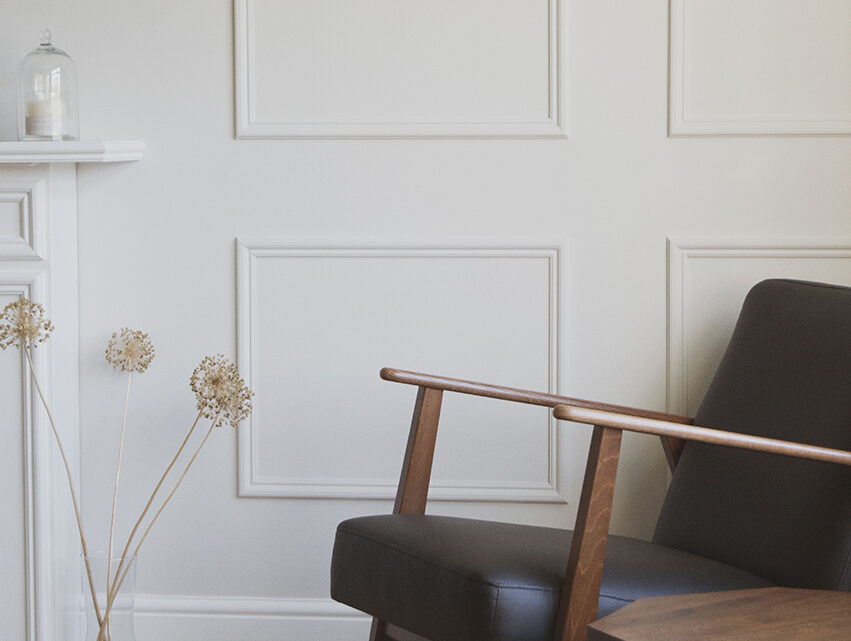 DIY Wall Panelling